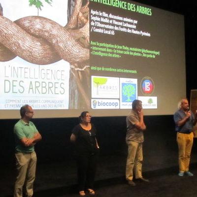 Ciné-débat © Nature en Occitanie