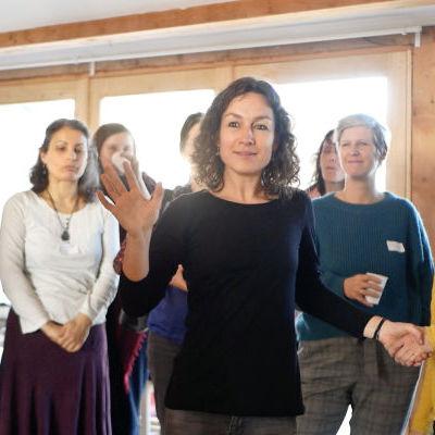 Marie-Hélène Pillot, des Colibris © Geoff Boulay
