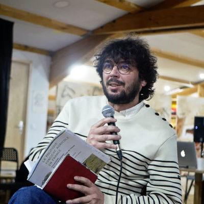 Vincent Jeannot, directeur des partenariats et du projet à Terre de Liens © Geoff Boulay